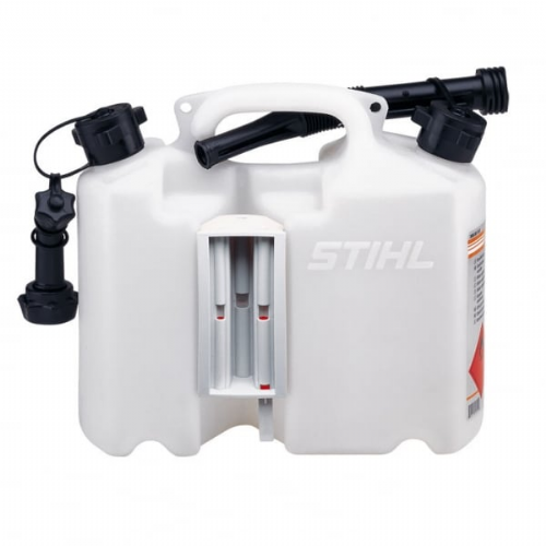 Stihl Combination Canister Transparent Product Code 00008810123